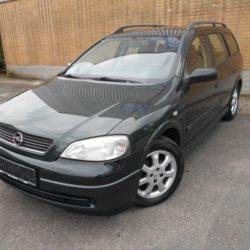 Opel Astra G, 1.7 дизель