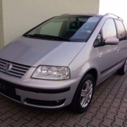 Volkswagen Sharan, 1.9 Дизель