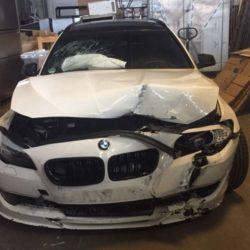 BMW F10 520, 2.0 дизель