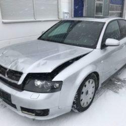 Audi A4, 1.8 бензин