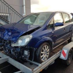 Opel Zafira, 1.9 дизель
